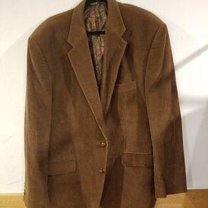 Ralph Lauren Blazer Sport Coat Corduroy Jacket